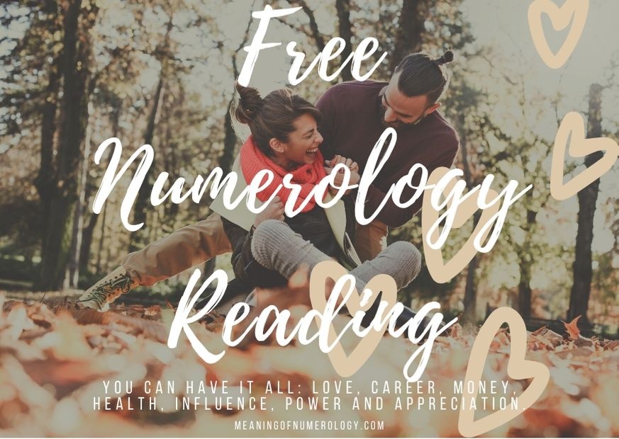 free numerology reading by meaning of numerology