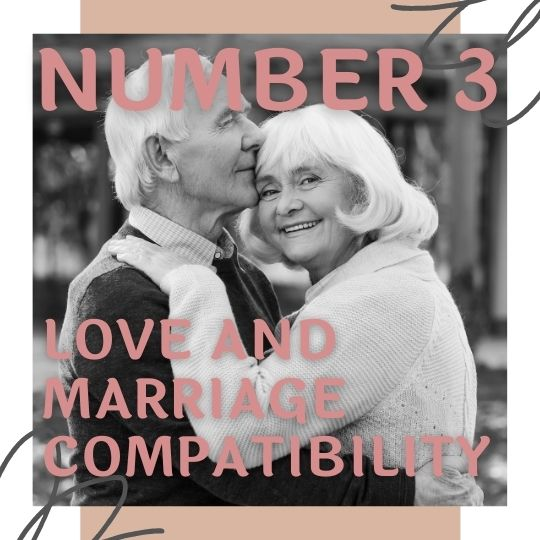 Love And Marriage Compatibility 3