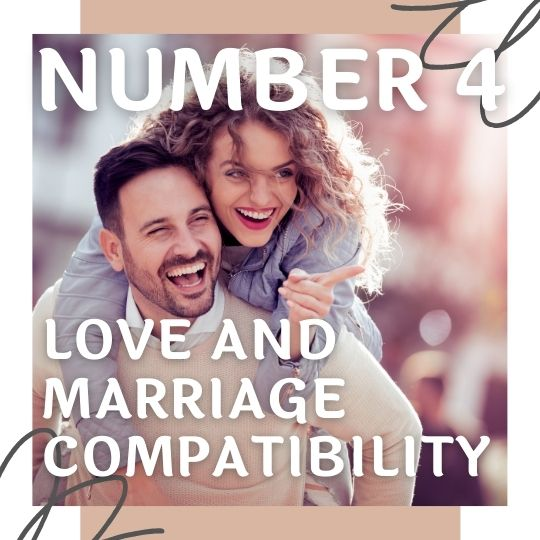 Love And Marriage Compatibility 4