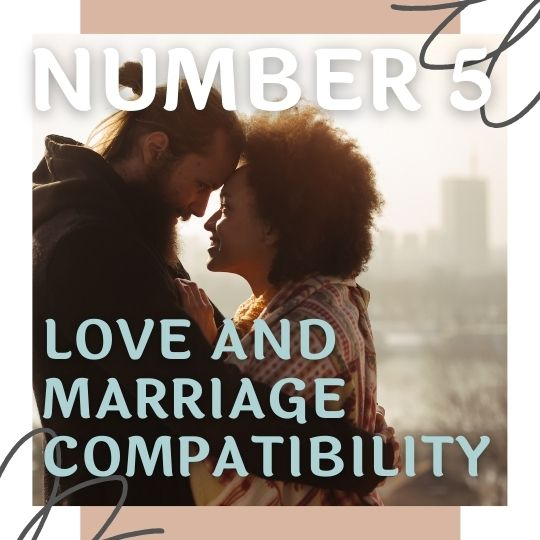 Love And Marriage Compatibility 5