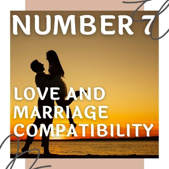 Love And Marriage Compatibility 7